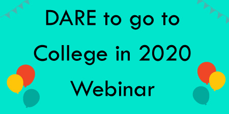 Dare to go to college image