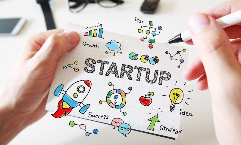 Business start up image