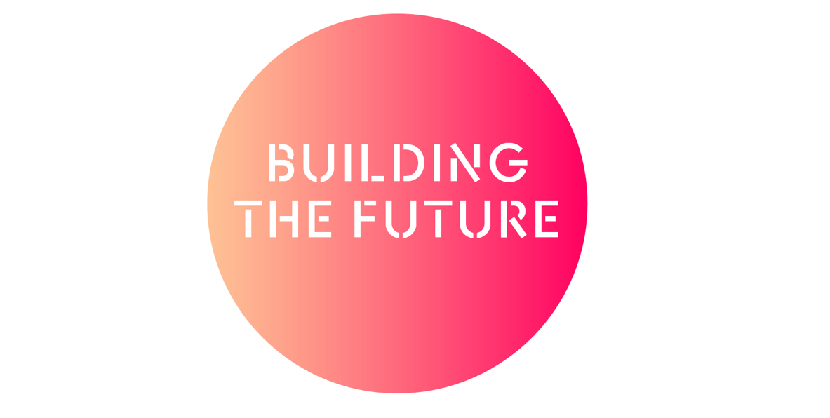Building the Future logo