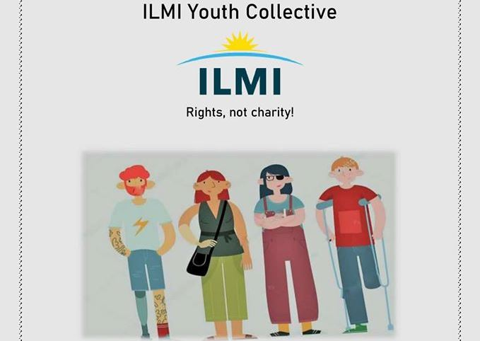 ILMI Youth Collective poster