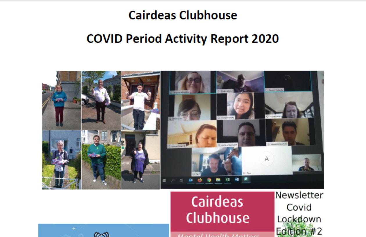 Cairdeas COVID Activity Report