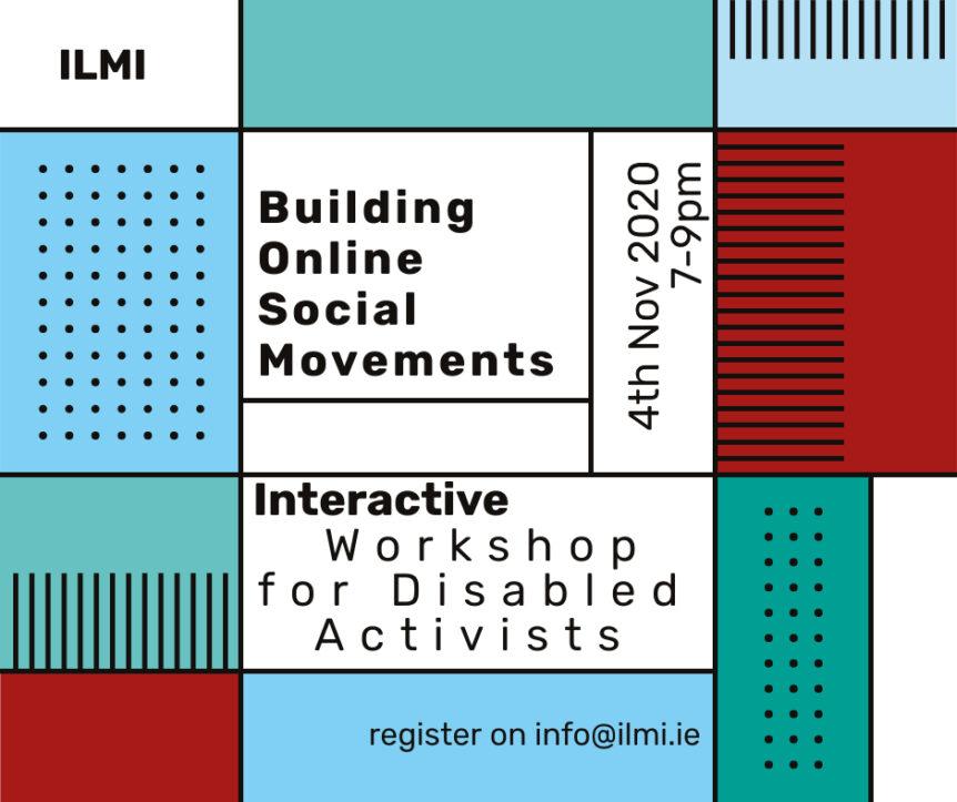 ILMI workshop poster