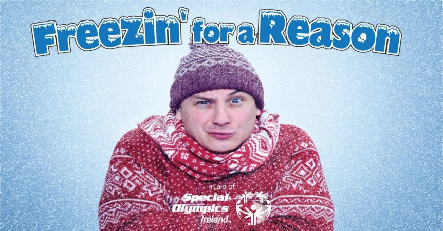 Freezin for a reason poster