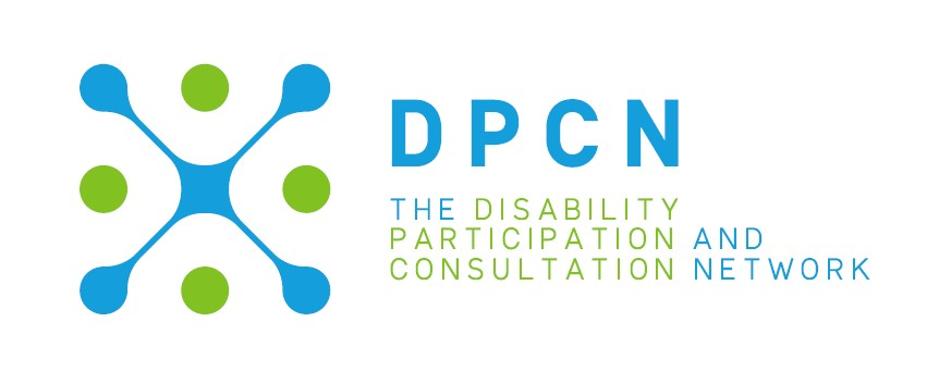 Disability Participation and Consultation Network logo