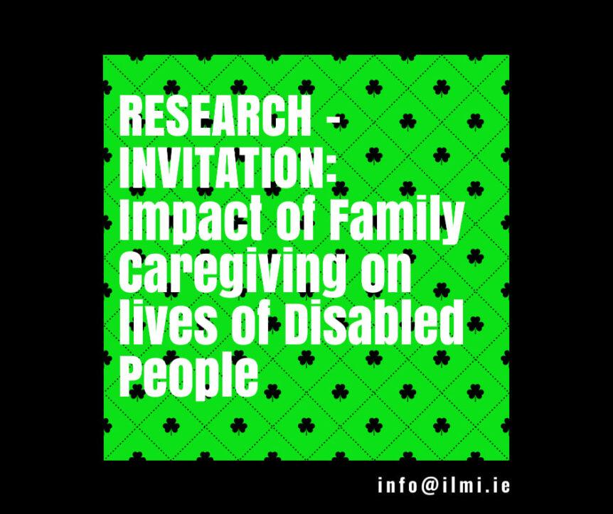 ILMI research invitation notice
