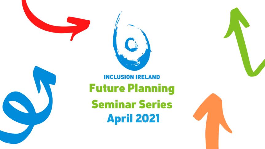 Flyer for Inclusion Ireland seminars