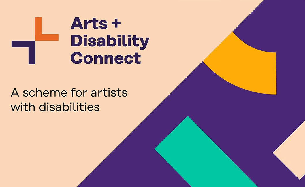 Arts and Disability Awards poster